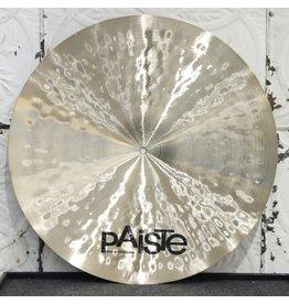 Paiste Paiste Masters Dark Crash/Ride Cymbal 22in