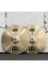 Meinl Used Meinl MCS Hi-Hat Cymbals 14in