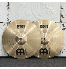 Meinl Used Meinl MCS Hi-Hat Cymbals 14in