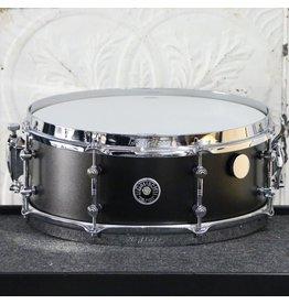 Gretsch Caisse claire Gretsch Brooklyn Standard 14X5.5po - Satin Black Metallic