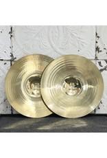 Zildjian Used Zildjian A Custom Hi-Hat Cymbals 14in (1036/1264g)
