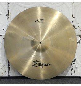 Zildjian Cymbale ride usagée Zildjian A Sweet 21po (2338g)