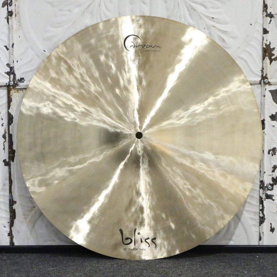 Dream Dream Bliss Paper Thin Crash Cymbal 18in (1130g)