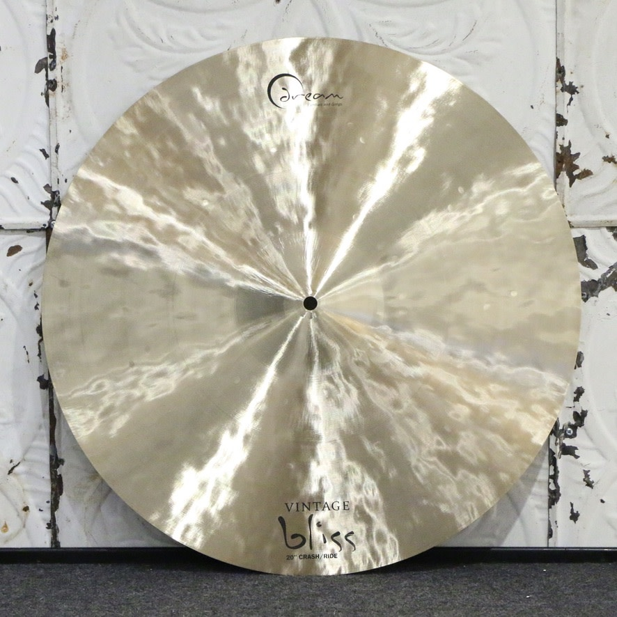 Dream Dream Vintage Bliss Crash/Ride Cymbal 20in (1732g)