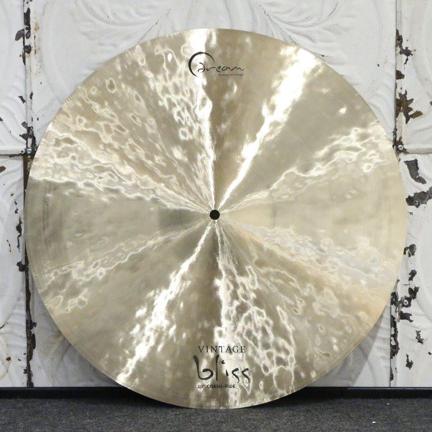 Dream Dream Vintage Bliss Crash/Ride Cymbal 19in (1588g)