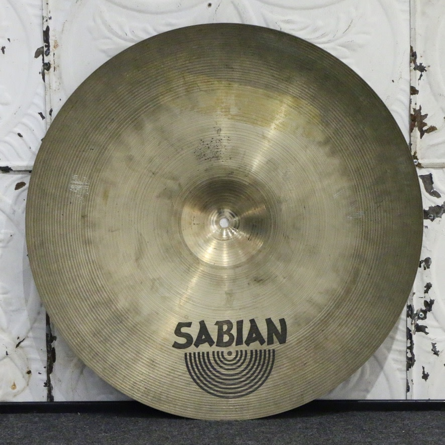 Sabian Used Sabian AA Heavy Ride Cymbal 20in (2610g)