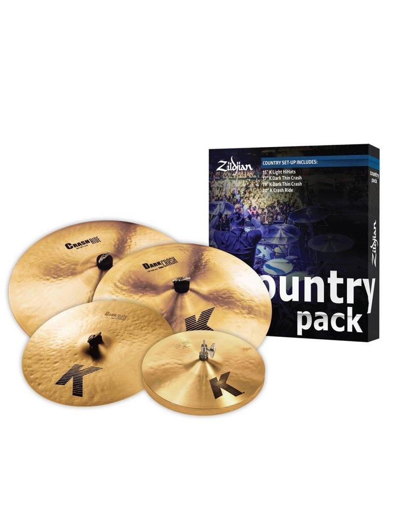 Zildjian Zildjian Country Cymbals Pack (4 pieces)