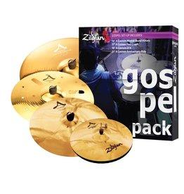 Zildjian Zildjian Gospel Cymbals Pack (4 pieces)