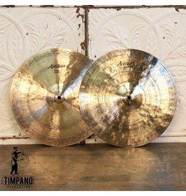 Sabian Cymbales hi-hat Sabian Artisan Elite 14po (avec étui)