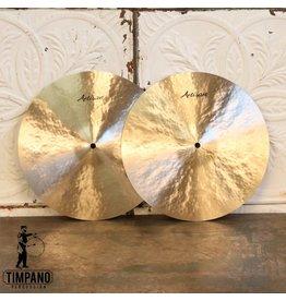 Sabian Cymbales hi-hat Sabian Artisan Light 14po (avec étui)