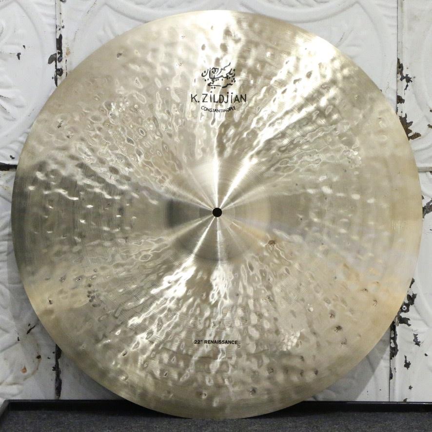 Zildjian Zildjian K Constantinople Renaissance Ride Cymbal 22in (2478g)