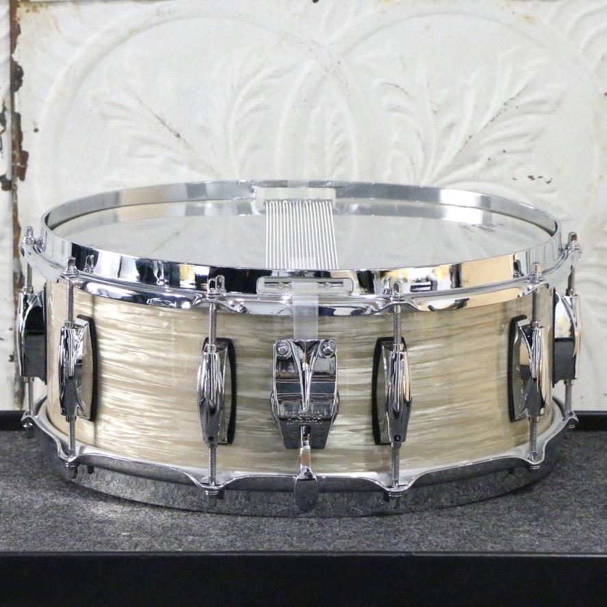 Gretsch Gretsch Brooklyn 14x5.5 Snare Drum Cream Oyster