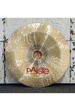 Paiste Used Paiste 2002 Thin China Cymbal 18po (1100g)