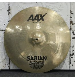 Sabian Cymbale ride usagée Sabian AAX Dry 20po (2574g)