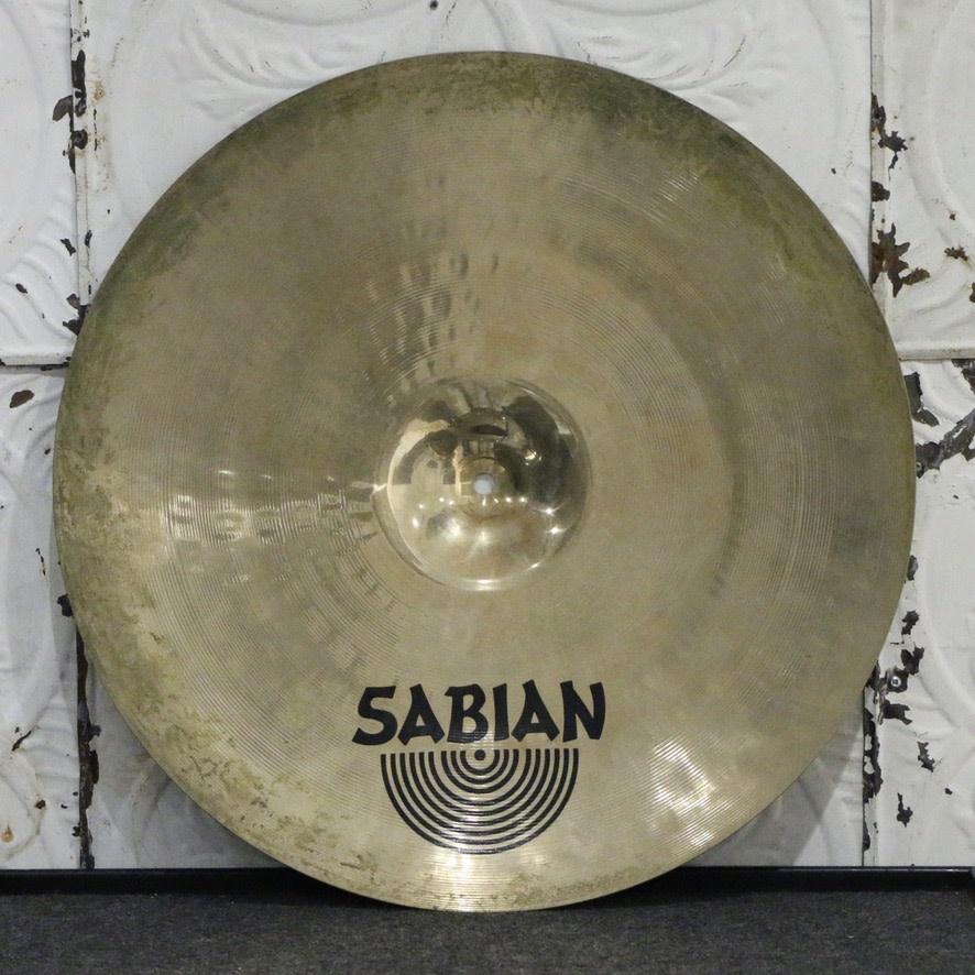 Sabian Used Sabian AAX Dry Ride Cymbal 20in (2574g)