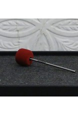 Ahead Bass Drum beater Staccato Red Felt
