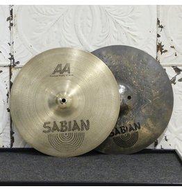 Sabian Used Sabian AA Fusion Hi-Hat 14in ( 1162/1760gr)