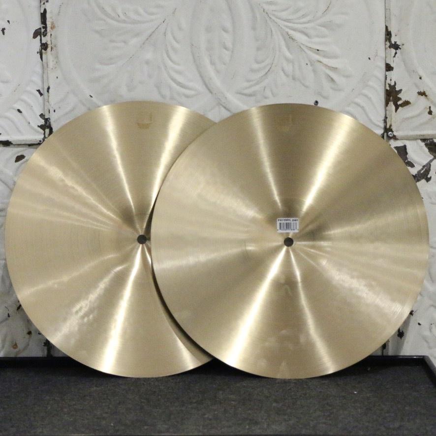 Meinl Meinl Pure Alloy Medium Hi-Hat Cymbals 15in (1132/1294g)