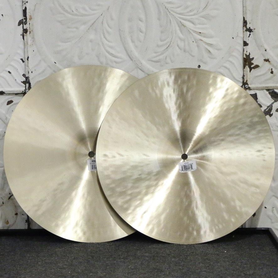 Zildjian Zildjian K Light Hi-hat Cymbals 15in (1088/1368g)