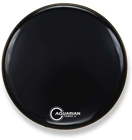 Aquarian Aquarian Force II Resonant Head Gloss Black 20in