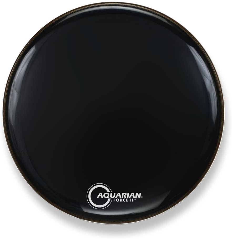 Aquarian Aquarian Force II resonant Bass Black 18in