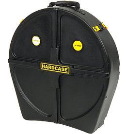 Hardcase HARDCASE Cymbal Hardcase with wheels 22in