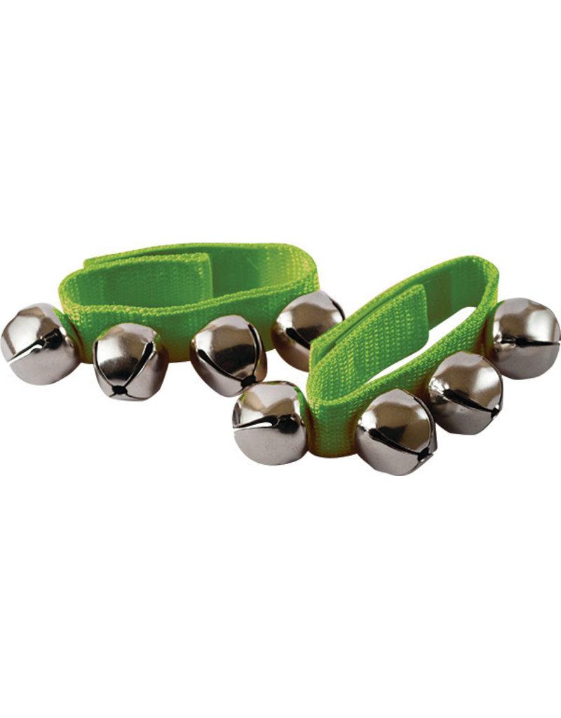 Mano Grelots pour poignet Mano Vert (paire)