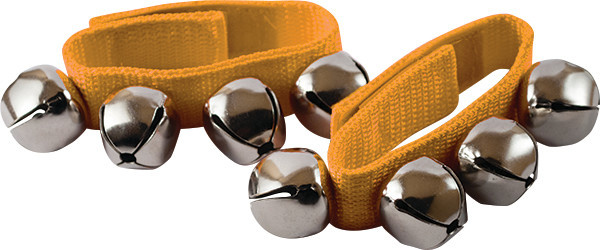 Mano Grelots pour poignet Mano jaune (paire)