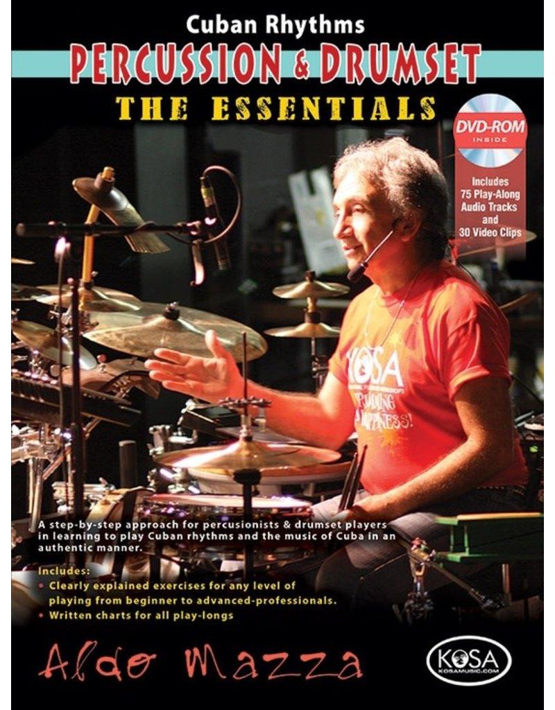 Hal Leonard Cuban Rhythms for Percussion & Drumset