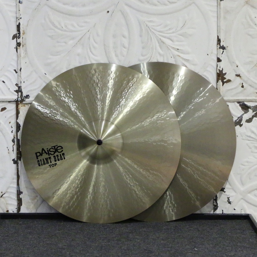 Paiste Paiste Giant Beat Hi Hat Cymbals 15in (942/1262g)