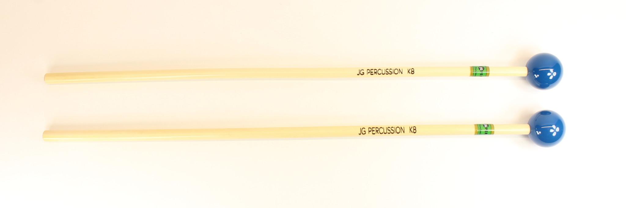 JG Percussion Baguettes JG K8 Phenolic