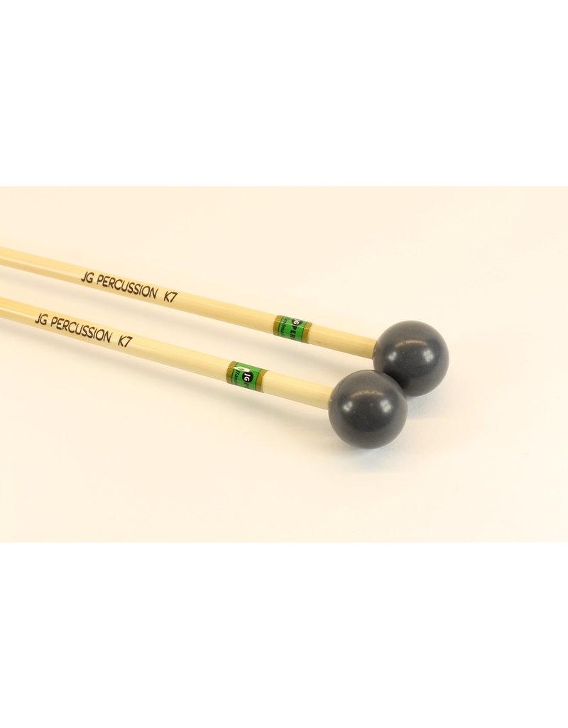 JG Percussion Baguettes JG K7 PVC plastic