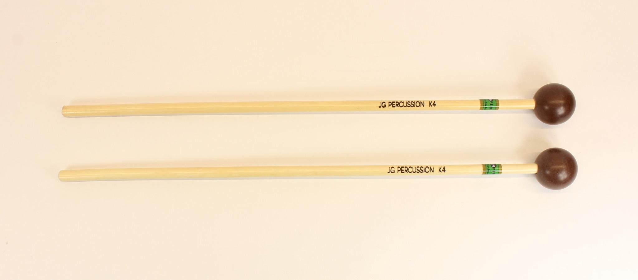 JG Percussion Baguettes JG K4 medium poly