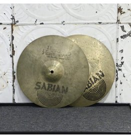 Sabian Used Sabian HH Fusion Hi-hats 13in (960/1376g)