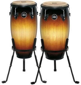 Meinl Meinl Headliner Congas 11-12in (with stands) - Vintage Sunburst