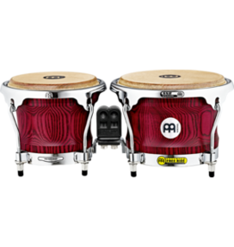 Meinl Meinl Woodcraft Bongos 7 and 8 1/2in Vintage Red