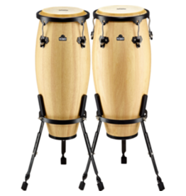 Meinl Meinl Nino Congas 9 & 10in (basket stands included)