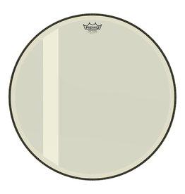 Remo Remo Powerstroke 3 Hazy Felt Tone Bass Drum Head 20in