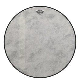 Remo Remo Powerstroke 3 Diplomat Fiberskyn Felt Tone Bass Drum Head 18in