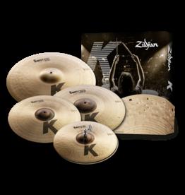 Zildjian Ensemble de Cymbales Zildjian K Sweet (Hi-hat 15 - Crash 17 et 19 - Ride 21)