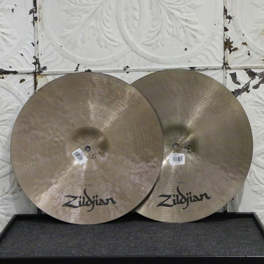 Zildjian Zildjian Kerope Hi Hat Cymbals 15in (954/1152g)