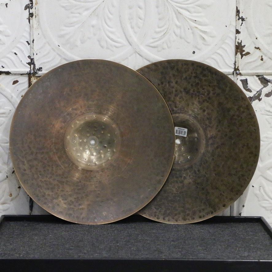 Meinl Cymbales hi-hat Meinl Byzance Big Apple Dark 15po
