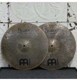 Meinl Cymbales hi-hat Meinl Byzance Big Apple Dark 15po (1006/1272g)