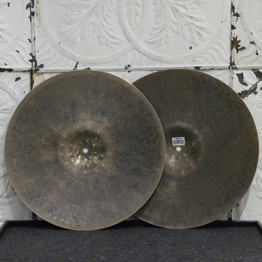 Meinl Meinl Byzance Big Apple Dark Hi-Hats 15in (1006/1272g)