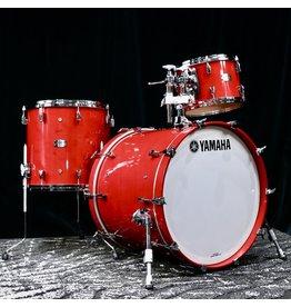Yamaha Yamaha Absolute Maple Hybrid Drum Kit 22-12-16po - Red Autumn