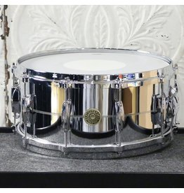 Gretsch Gretsch USA Custom Chrome Over Brass Snare Drum 14X6.5in