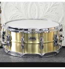 Yamaha Yamaha Recording Custom Brass Snare Drum 14X6.5in