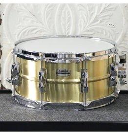 Yamaha Yamaha Recording Custom Brass Snare Drum 13X6.5in