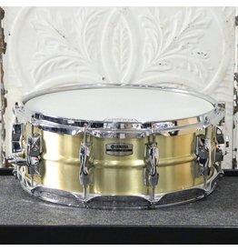 Yamaha Yamaha Recording Custom Brass Snare Drum 14X5.5in