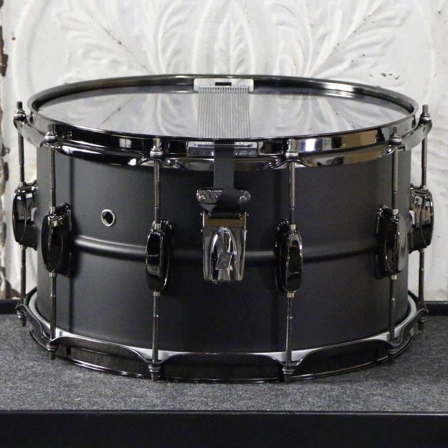 Tama Tama SLP Big Black Steel Snare Drum 14X8in